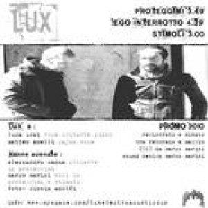 album Lux *Promo*  2010  - LUX