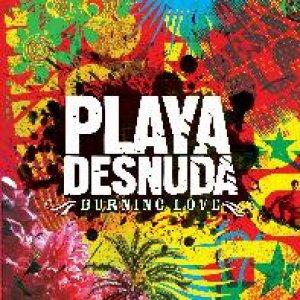album Burning Love - Playa Desnuda