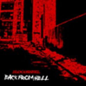 album Back from hell - Bloodsnake