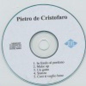 album La mia sola colpa (promo) - Pietro De Cristofaro