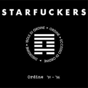 album Ordine 91-96 - Starfuckers