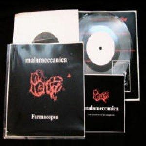 album Farmacopea - malameccanica