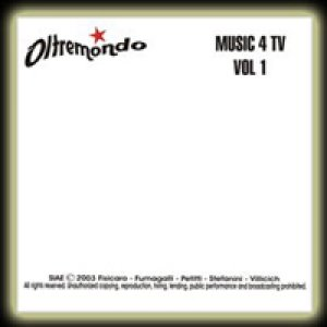 album MUSIC 4 TV VOL 1 - oltremondo