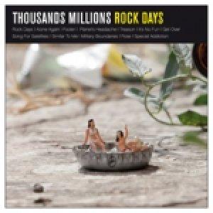 album Rock Days - Thousands millions
