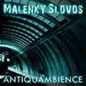 album Antiquambience EP - Malenky Slovos
