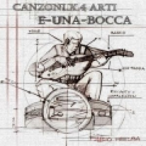 album Canzoni per 4 arti e una bocca - Fabio Fedra