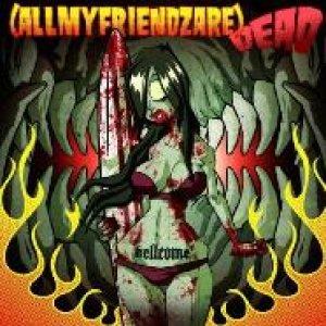 album Hellcome - (AllMyFriendzAre)DEAD