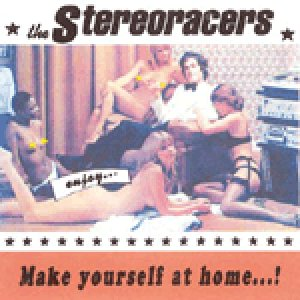 album Make yourself at home... - The Stereoracers