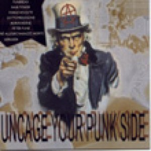 album Uncage your punk side - Split