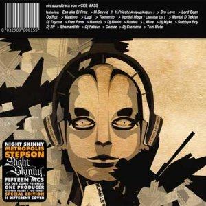 album Metropolis Stepson - Night Skinny