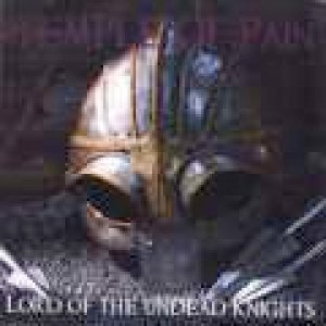 album Lord Of The Undead Knights - Temple Of Pain
