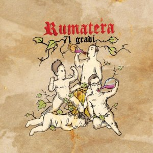 album 71 gradi - Rumatera