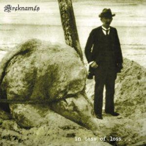 album In case of loss - Areknamés