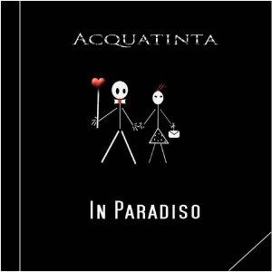album In Paradiso - Acquatinta