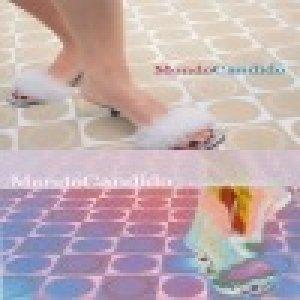 album Meglio stasera + Into electronics (cd single) - Mondo Candido