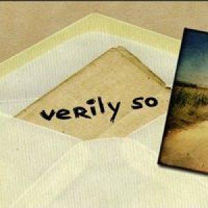 album Just a demo - Verily So
