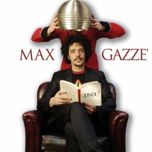 album Quindi? - Max Gazzè