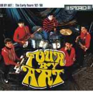 album the early years 1982/1986 - FOUR BY ART