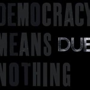 album Democracy Means Nothing - Mirror Crash