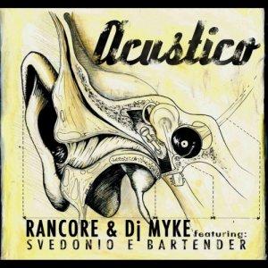 album Acustico Ep - Rancore