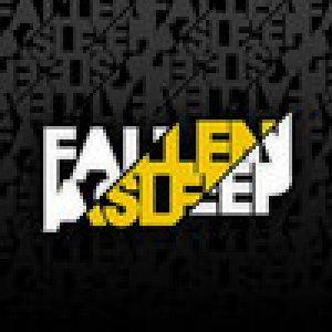 album Fallen Asleep PROMO CD - FALLEN ASLEEP