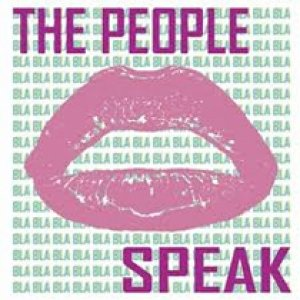 album Bla bla bla - The People Speak