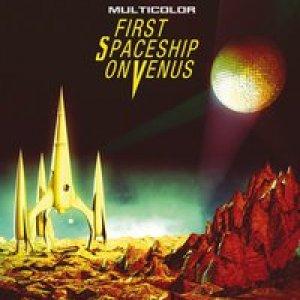 album First spaceship on Venus - Multicolor