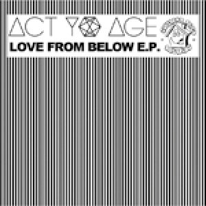 album Love From Below Ep - Lazy Ants