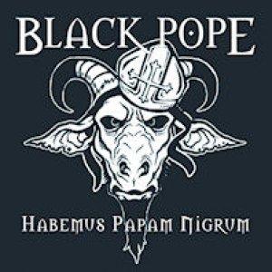 album Habemus Papam Nigrum - BLACK POPE