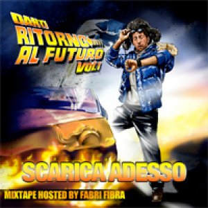 album Ritorno al futuro Mixtape Vol.1 - Danti