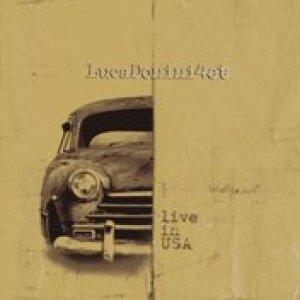 album Live in USA - Luca Donini Quartet