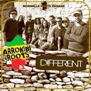album Different - Arrokibi Roots