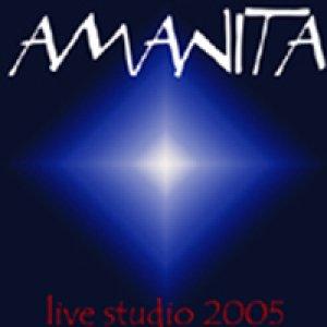 album Live in studio - Amanita