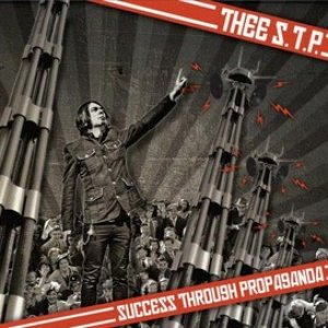album Success Through Propaganda - Thee STP