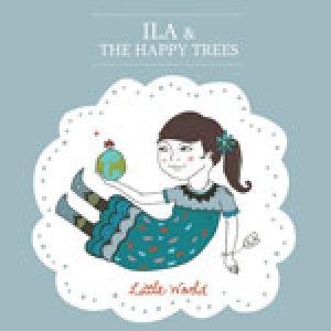 album Little World - Ila & The Happy Trees