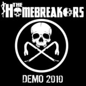 album Demo 2010 - The Homebreakers