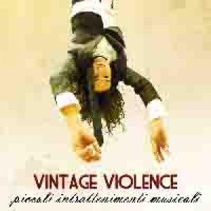album Piccoli Intrattenimenti Musicali - Vintage Violence