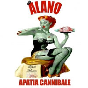 album apatia cannibale - the alano