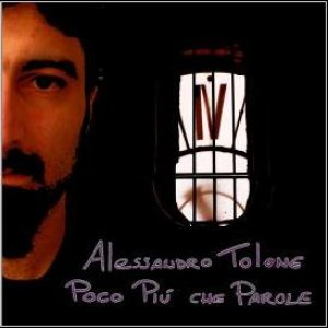 album Poco più che parole - Alessandro Tolone