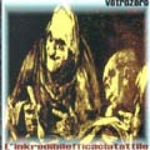 album L'incredibilefficaciatattile - Vetrozero
