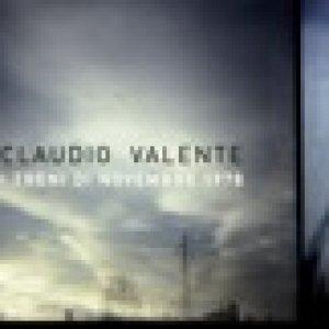 album I treni di novembre 1978-new single 2011 - Claudio Valente