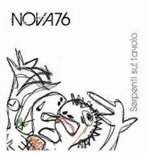 album Serpenti Sul Tavolo - Nova 76