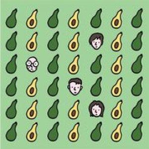 album Avocado - Guidos