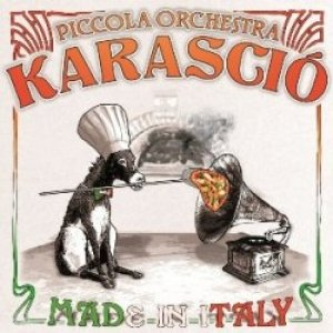 album Made in Italy - Piccola Orchestra Karasciò