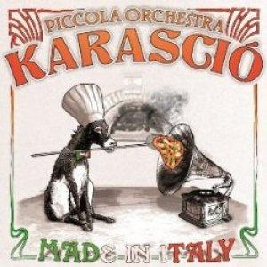 album Made in Italy - Piccola Orchestra Karasciò