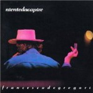 album Niente da capire - Francesco De Gregori