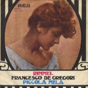 album Rimmel/Piccola mela - Francesco De Gregori