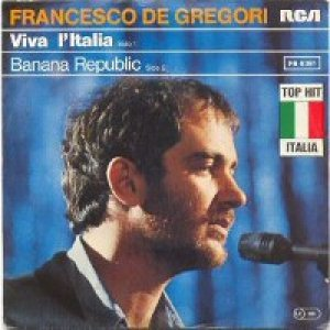 album Viva l'Italia/Banana Republic  - Francesco De Gregori