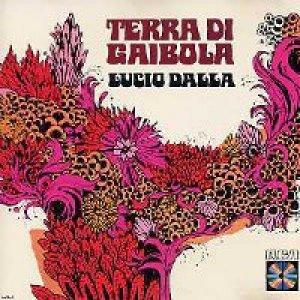 album Terra di Gaibola - Lucio Dalla