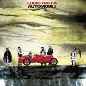 album Automobili  - Lucio Dalla